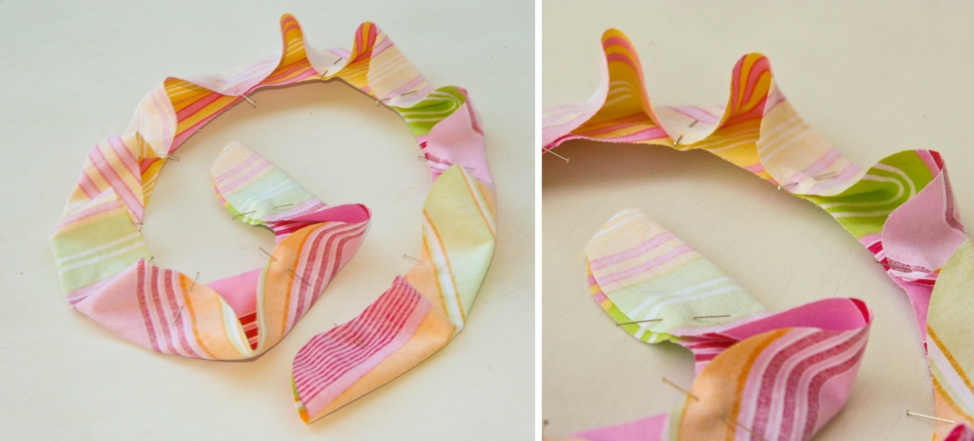 Beautiful Diy U For How To Make Handmade Flowers From Fabric Step By Gtk With