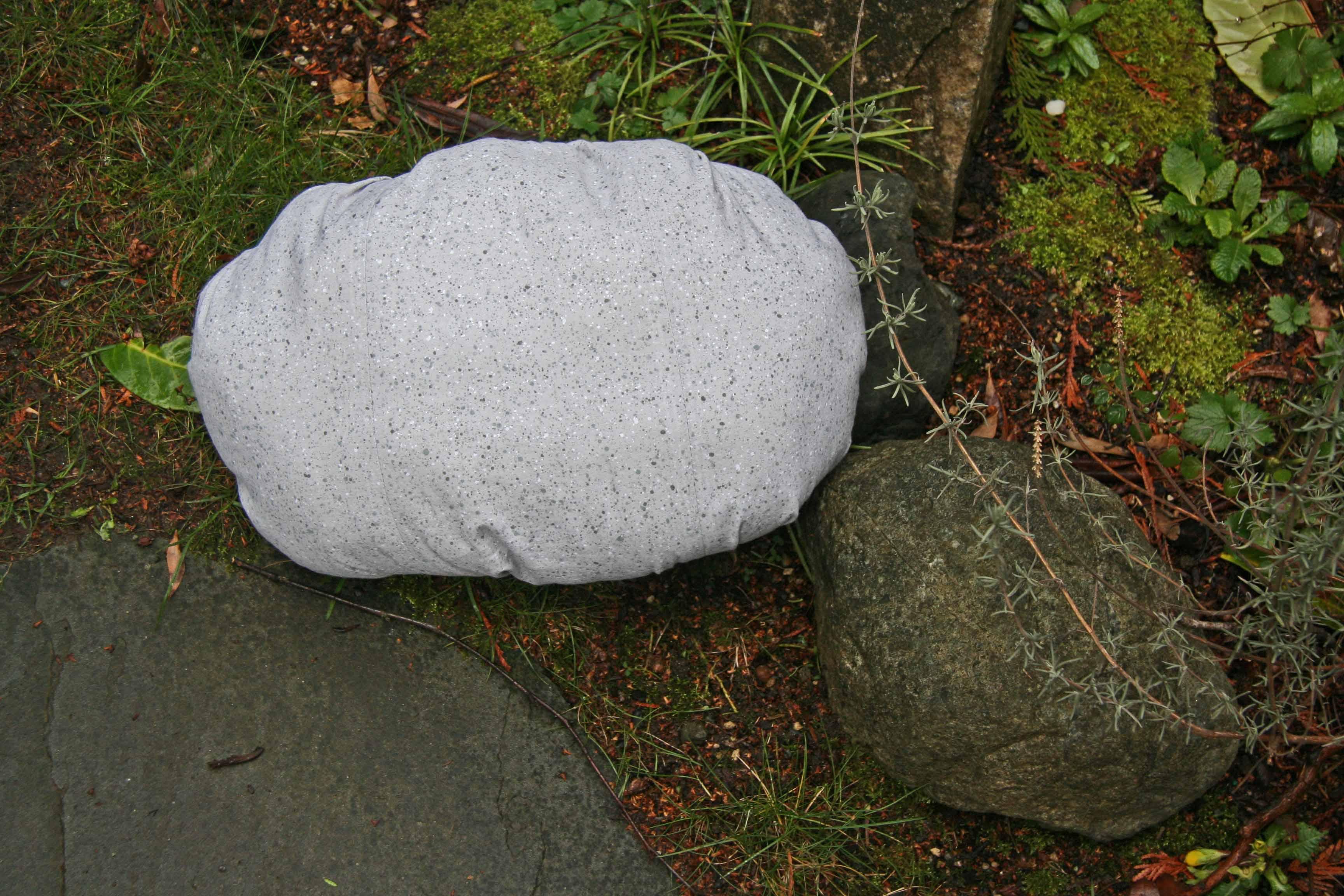 rock pillow –