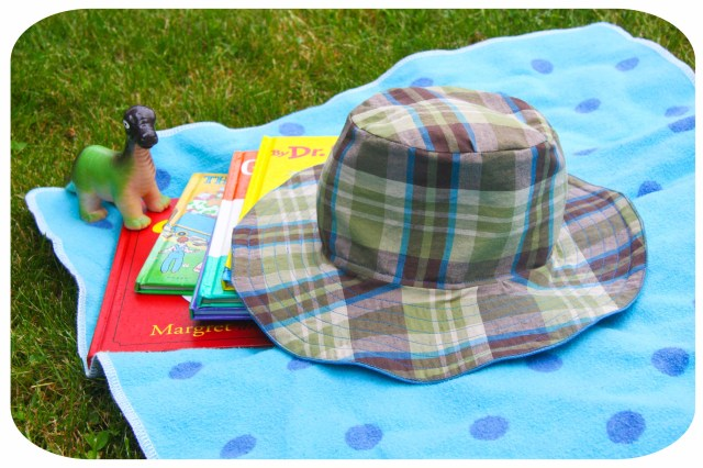 A Summer Bucket Hat | Fabric sun hats | How To Sew A Sun Hat For A Cooler And Fresher Summer | Sewing.com