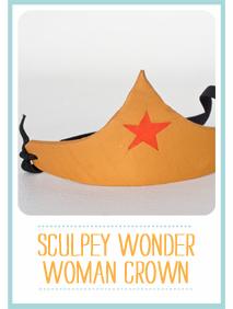 CraftyBlocks-2014-SculpeyWonderWoman