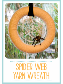 CraftyBlocks-SpiderWebWreath