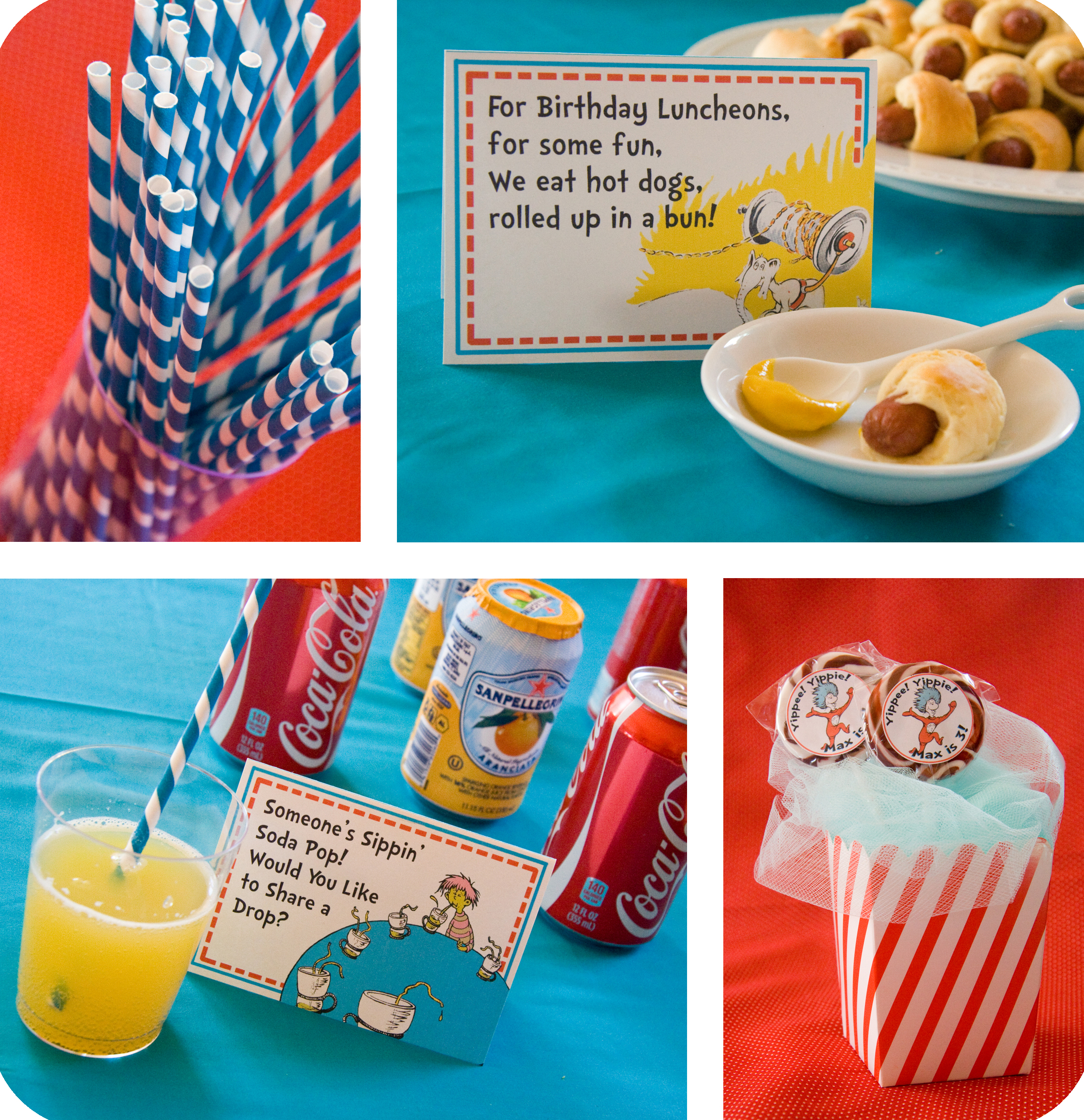 Dr Seuss Party Series- The Food And A Recipe