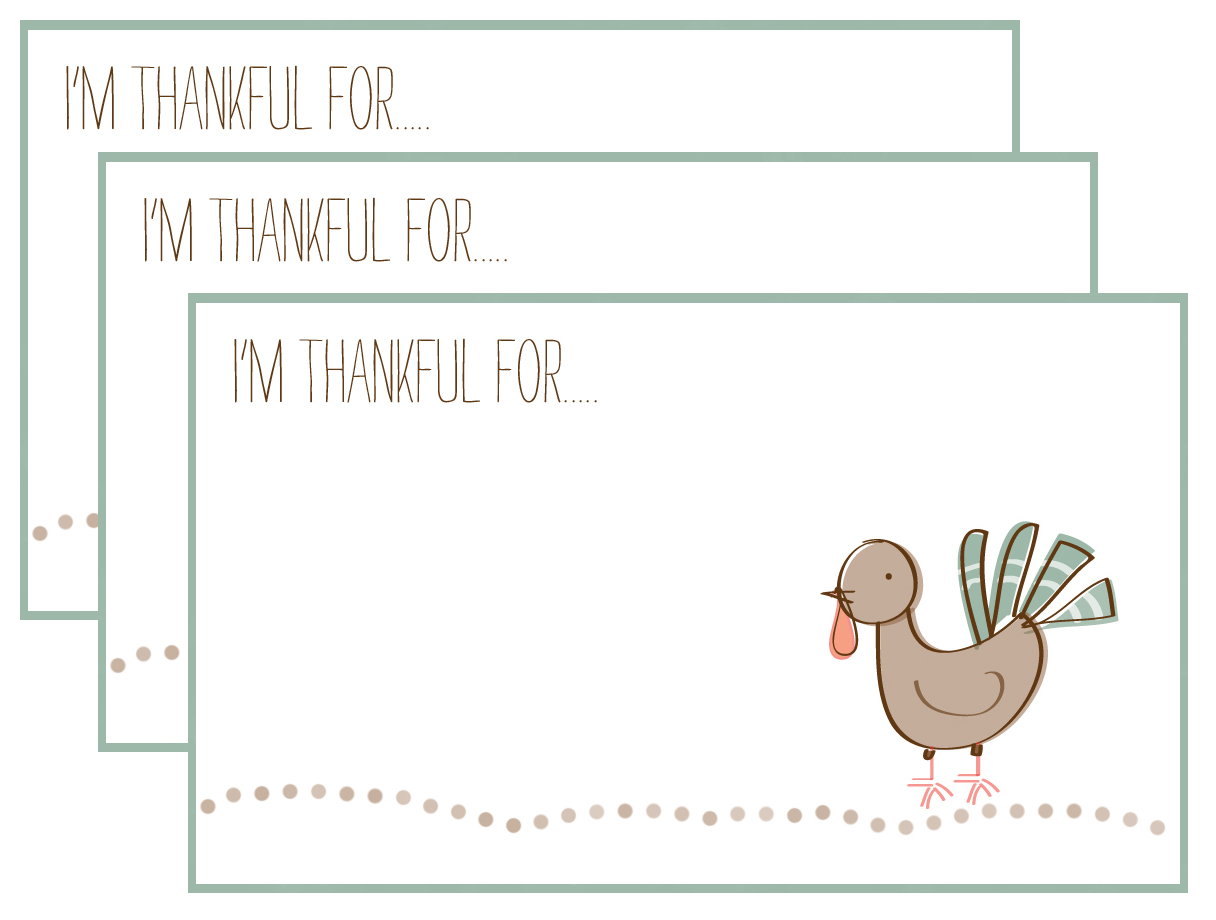 Im Thankful For free printables – I Am Thankful for Worksheets