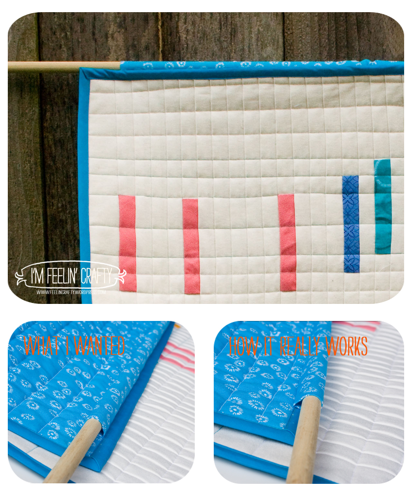 How To Hang A Quilt On The Wall ways to hang mini quilts… –