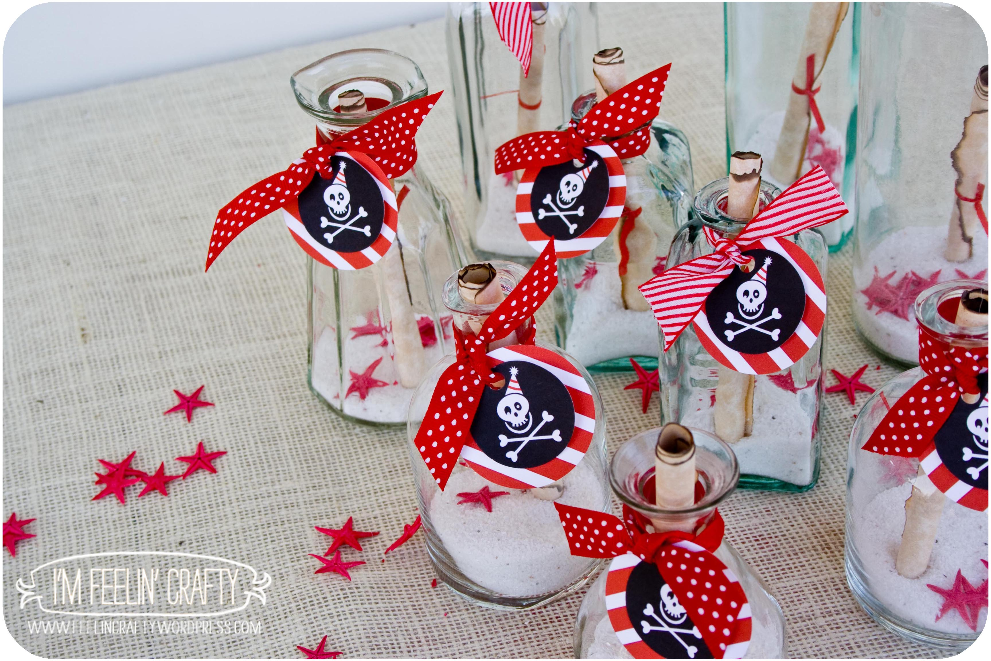 Ahoy Matey! It\'s a Pirate\'s Party for Me! –