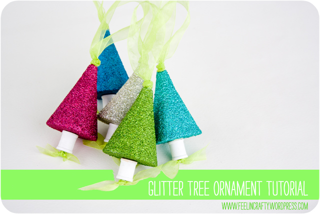 GlitterTree-Title-I'mFeelin' Crafty