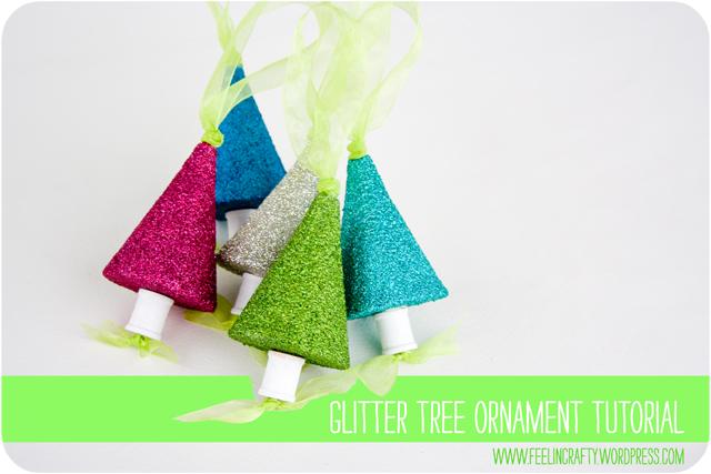 GlitterTree-Title-I'mFeelin' Crafty