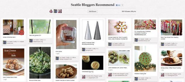 SeattleBloggersRecommend