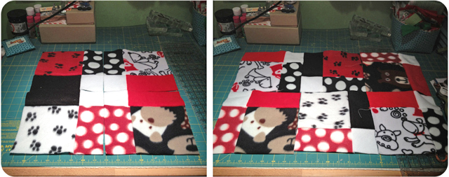 DogQuilts-Process-I'mFeelin'Crafty