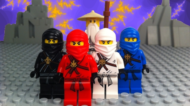 ninjago characters