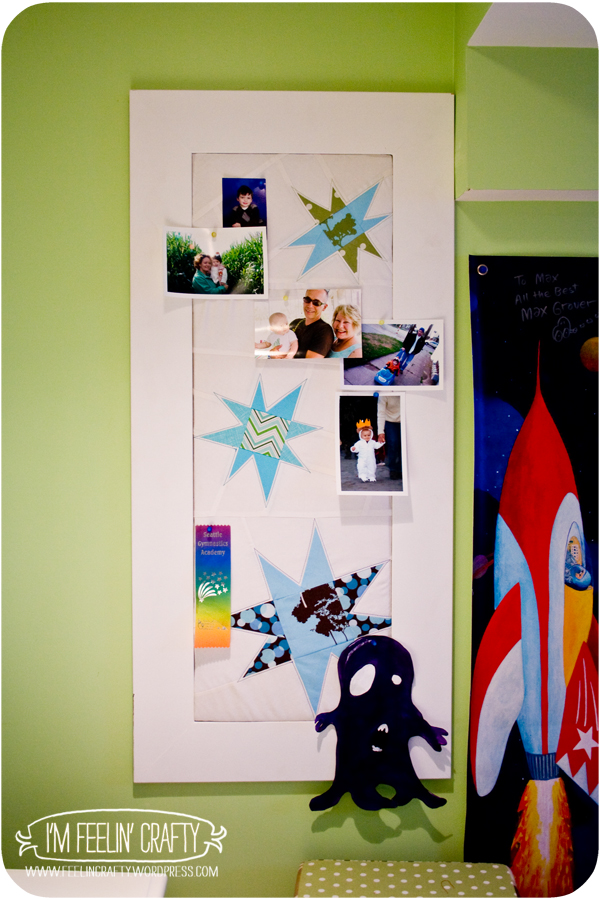 QuiltedBulletinBoard-Used-I'mFeelin'Crafty