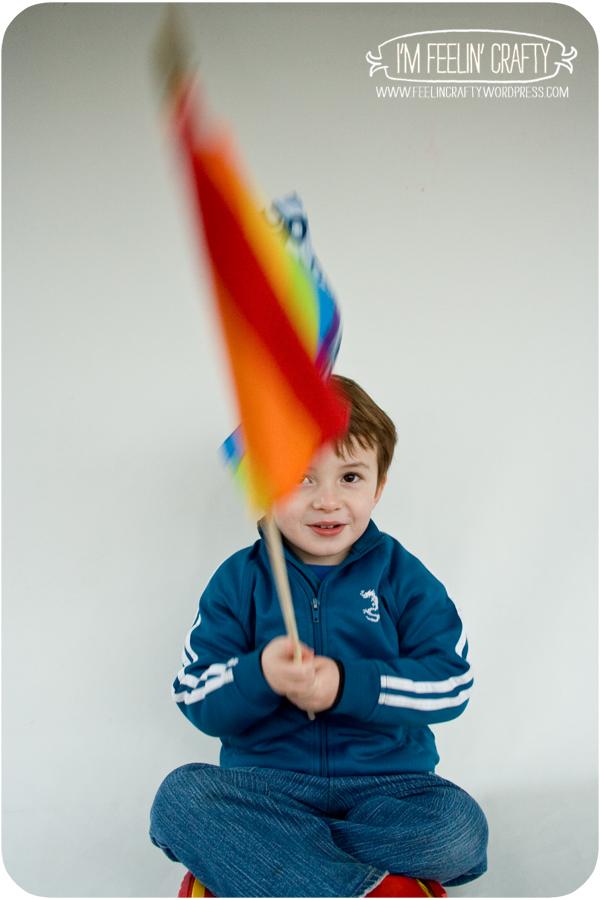 RainbowFlag-flying-I'mFeelin'Crafty