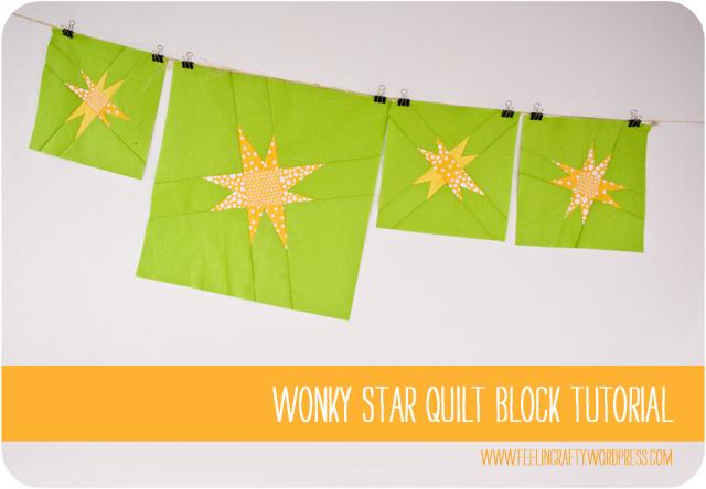 WonkyStarTutorial-Title-I'mFeelin'Crafty