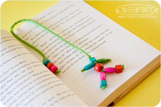 BeadedBookMarks-LittleMan-I'mFeelin'Crafty