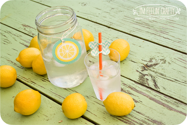 summer thyme-lemonade-ImFeelinCrafty