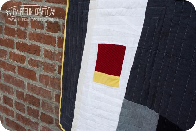 GreenEileen-Quilt-RedSquare-ImFeelinCrafty