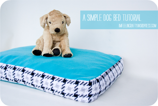 Dog Bed Fabric Pattern