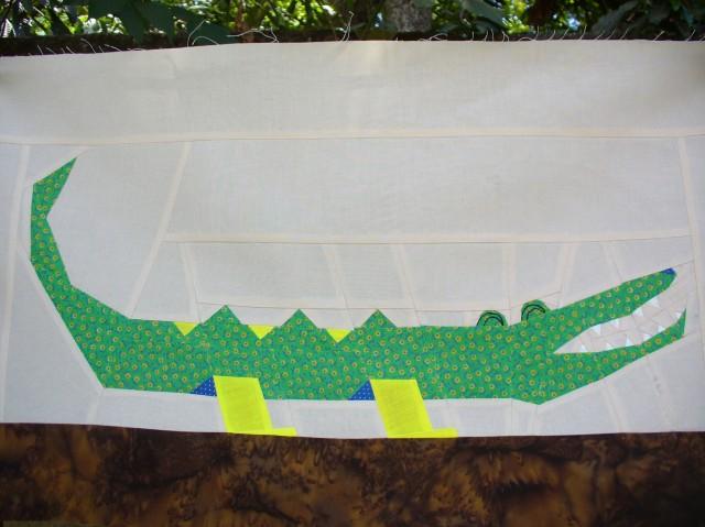 MarjorieNath-Aligator test