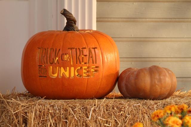 TOT UNICEF Halloween