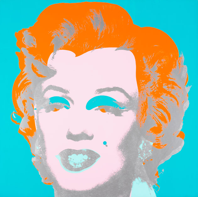 Andy Warhol - Marilyn