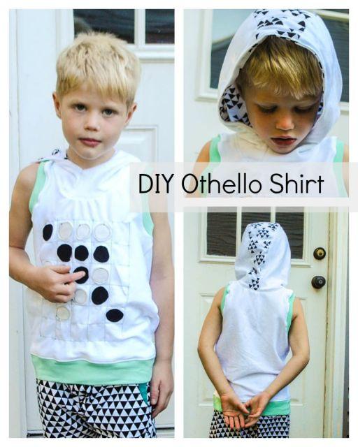 DIY Othello Shirt